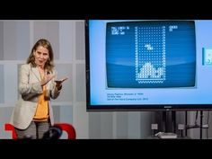 Paola Antonelli: Why I brought Pac-Man to MoMA - YouTube