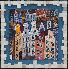 Mosaic. Улочки старого города