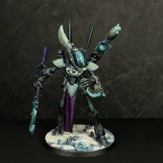 Eldar 40k, Dark Eldar, Paint Schemes, Color Schemes, Warhammer 40k Miniatures, Color Palate, Warhammer 40000, Concept Art, Fantasy