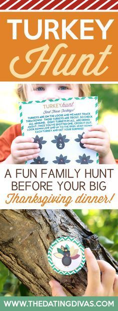 i think it would be so fun to have a turkey hunt with the whole family
