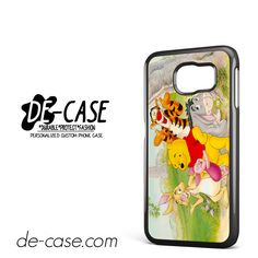 Winnie The Pooh And Friends DEAL-11944 Samsung Phonecase Cover For Samsung Galaxy S6 / S6 Edge / S6 Edge Plus
