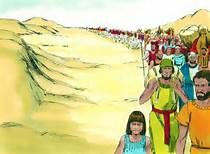 israelites leave egypt - Results For Yahoo Image Search Results