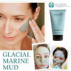 Healthy skin starts with a commitment to a regular skin care regimen, using high quality products every day.Provide skincare treatments to face and body to enhance an individual's appearance. Marine Mud Mask, Glacial Marine Mud, Body Acne, Skin Care Treatments, Facial Skin Care, Skin Care Regimen, Face And Body, Healthy Skin, Natural