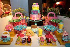 Mammys: Festa Shopkins - 25 inspirações. Brinquedo colecionável que faz muito sucesso entre as crianças agora também é tema de festa!
