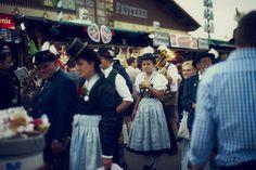 Oktoberfest, Munich #Germany #travel #festivals
