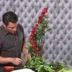 Como Hacer Arreglos Florales FÁCIL VIDEO