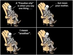 Freudian slip. #funnypics #funny #lol