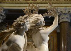 Apollo Daphne Gian Lorenzo Bernini