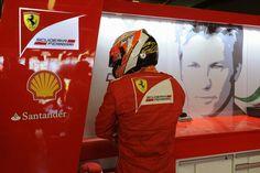 #Kimi #KimiRaikkonen #Raikkonen #iceman #scuderiaferrari #bahgp #redseason #BahrainGp #F1 (sunday; 04 19,2015) pic021