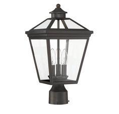Coleg 3-Light Lantern Head