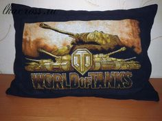 Схема для вышивки крестом World of Tanks 1. Отшив