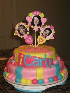 icarly cake by canal street cake company, via Flickr