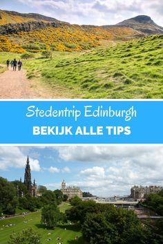 Stedentrip Edinburgh. Zin in een stedentrip Edinburgh? Bekijk alle tips!