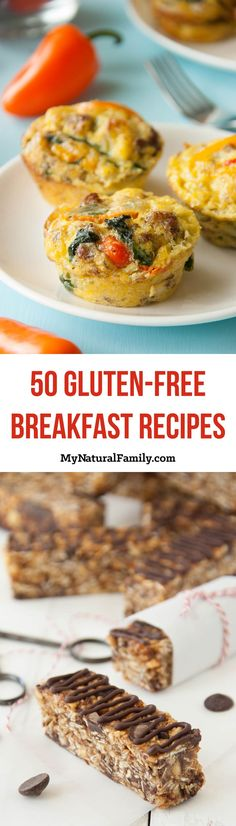 50 Gluten Free Breakfast Recipes