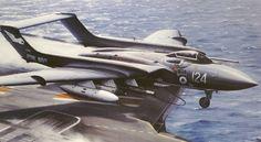 Flightdeck Friday – Fleet Air Arm Edition: The Sea Vixen
