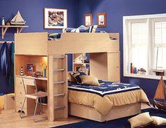 Muebles y decoración para el hogar: Dormitorios juveniles modernos