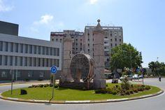 Monumento al pandero (Algeciras)