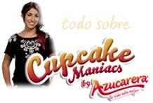 Cheesecake con salsa de mora en el tercer programa de Cupcake Maniacs | La Vida Sabe Mejor