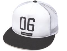Renowned Snapback Cap by SUPRA
