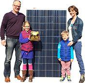Zoekt u zonnepanelen in Amersfoort? Zonvoornop uit Vathorst biedt de beste prijs/kwaliteit-verhouding! Bekijk snel onze scherpe tarieven.