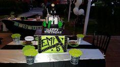 The cake / El Pastel