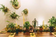 Terrarium decor | Wedding & Party Ideas | 100 Layer Cake
