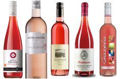 Around the world, desperately seeking Rosé Wine Offers, Wines, Around The Worlds, Magazine, Bottle, Rose, Pink, Flask, Roses