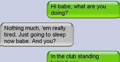 15 Hilarious Girlfriend Text Fails - View article: http://ilyke.co/15-hilarious-girlfriend-text-fails/62838 @ilykenet