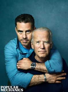 A year ago, Vice President Joe Biden lost his son Beau to brain cancer. Hunter Biden and his sister lost their older brother. In their first interview together since Beau's death, the Biden men talk about the bond between a father and his children. Jill Biden, Obama Vice President, Barack Obama, Michelle Obama, Family Comes First, Obama And Biden, Important People, Smart People, Popular Mechanics