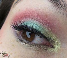 Look Battle   Pastell   Sweet Cherry   Beauty & Kosmetik Blog