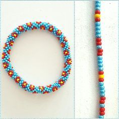 # Kumboncuk # Tigis of Umeda The length of the stacked beads is 100 cm, crochet no ip no Sand beads crocheted bracelet DIY Upholstery Cleaning Made Easy Taking care of all furniture upholstery at home can be a . Bead Crochet Patterns, Bead Crochet Rope, Beaded Jewelry Patterns, Beading Patterns, Crochet Beaded Bracelets, Beaded Necklace, Bracelet Tutorial, Diy Jewelry Making, Bead Weaving