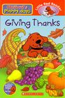 Giving Thanks Cliffords Puppy Days