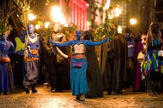 Everything you need to know about Beltane Fire Society's annual event