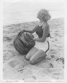 Patricia Ellis #vintage #beach