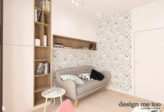Gabinet styl Nowoczesny - zdjęcie od design me too - Gabinet - Styl Nowoczesny - design me too
