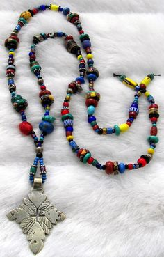 African Christmas w/ Cross
