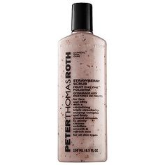 Love Love Love this Peter Thomas Roth - Strawberry Scrub Fruit Enzyme Polisher #sephora