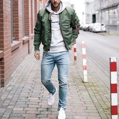 Leisure Motion Standing Collar Warm Cotton Jacket – Lolayalls own your style // mens fashion // urban men //. Stylish Mens Outfits, Casual Outfits, Men Casual, Casual Winter, Cool Outfits For Men, Casual Bags, Casual Summer, Simple Outfits, Casual Shoes
