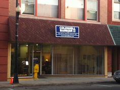 Coldwell Banker The Real Estate Group New London, WI office.  111 W North Water St, New London, WI 54961