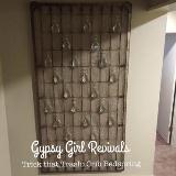 Linked to: gypsygirlrevivals.blogspot.com/2016/07/tricking-out-trash-baby-bed-springs.html