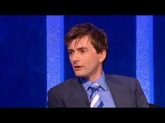 David Tennant interview - what he finds awkward to film. Too funny not to repin.