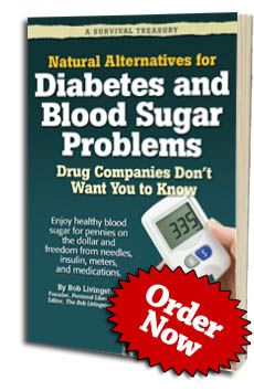 Natural Alternatives for Diabetes and Blood Sugar Problems