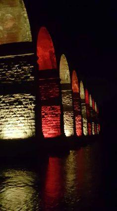 Royal Border Bridge in memory of Berlin 💛