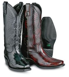 "Awesome Laredo Men's Common Leather 13"" Square Toe Cowboy Boots, for me..."