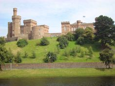 Photo of Inverness Castle, by Victor Naumenko - Pictures of England Royalty Free Stock Photos