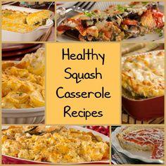 7 Healthy Squash Casserole Recipes   EverydayDiabeticRecipes.com