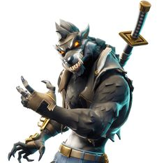Fortnite Dire Wolf Skin Season 6 sticker by Discover all images by Find more awesome fortnite Epic Games Fortnite, Ice King, Dire Wolf, Battle Royale, Gaming Wallpapers, Mobile Legends, Video Game Art, Seasons, Volcano Projects