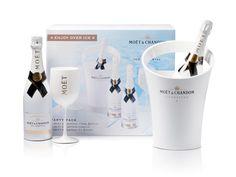 Moët & Chandon Ice Imperial, el champagne con hielo