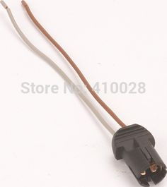 LED T10 socket, T10 Soft bulb holder lamperholder 500pcs/lot Free shipping