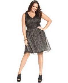 f485bc38869 Jessica Simpson Plus Size Dress